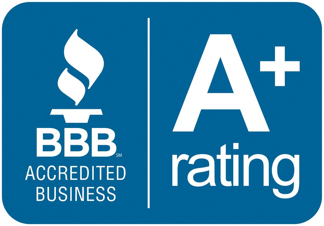 BBB Accredited Business A Plus Rating